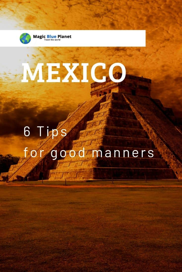 Code of conduct for Mexico - Pin 2