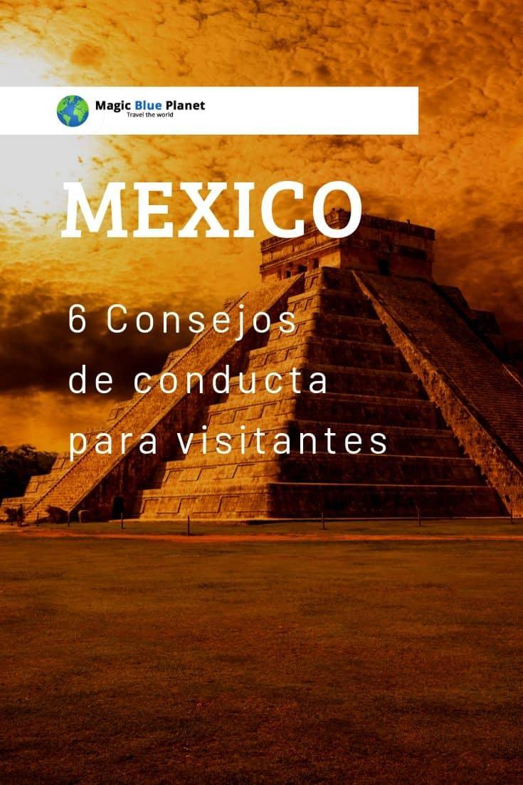 Normas de conducta en México - Pin 2