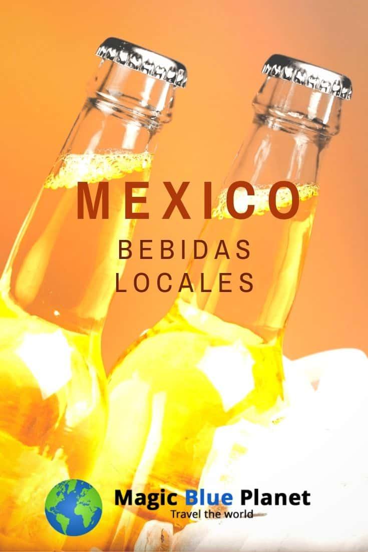 Bebidas mexicanas - Pin 2