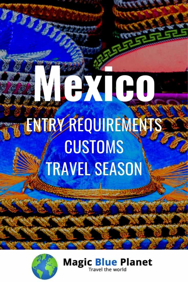 Mexico entry and customs - Pin 1