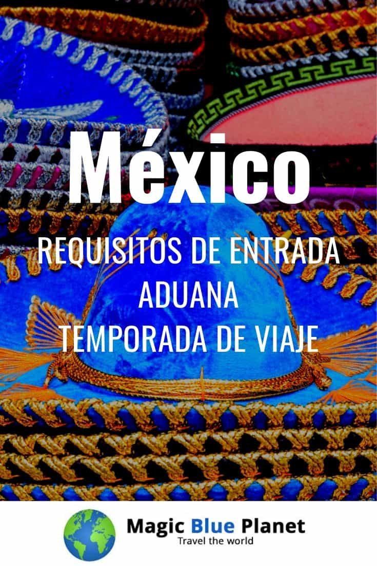 Mexico Entry Pin 1 ES