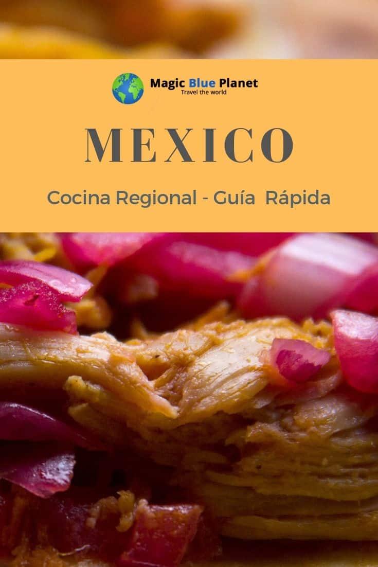 Cocina regional en México - Pin 2