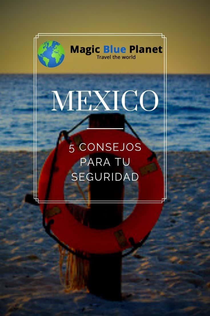 Sugerencias para tu seguridad en México - Pinterest 1