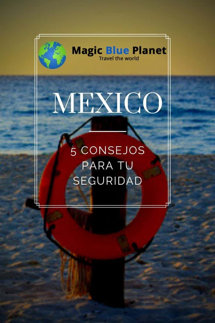 Mexico Safety Pin 1 ES