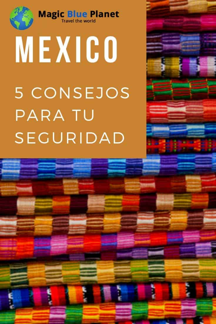 Mexico Safety Pin 3 ES