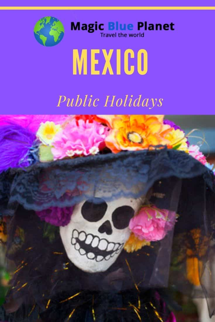 Mexico Holidays Pin 1 EN