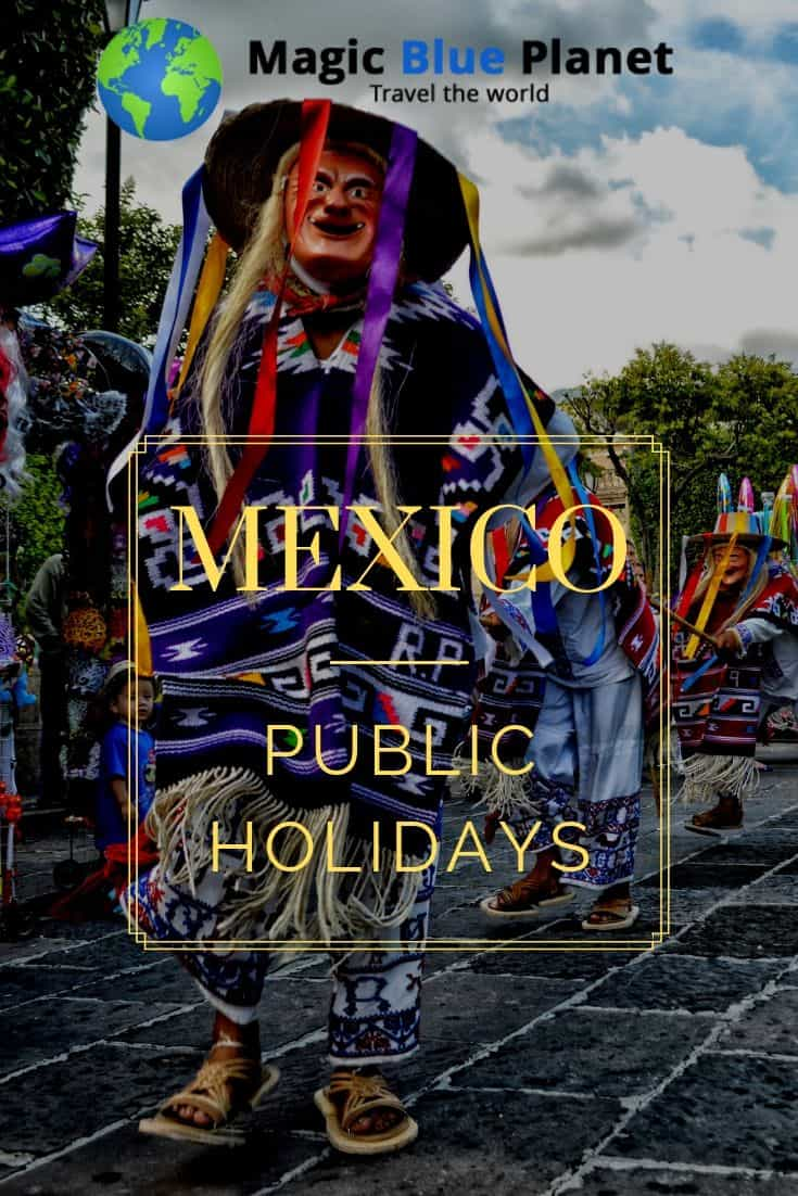 Mexico Holidays Pin 3 EN