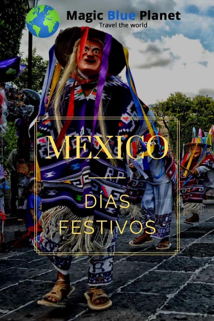 Días festivos en México - Pin 3