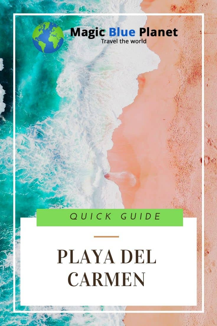 Playa del Carmen Guide Pin 2 EN