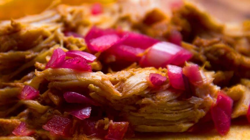 Mexico Local Dishes