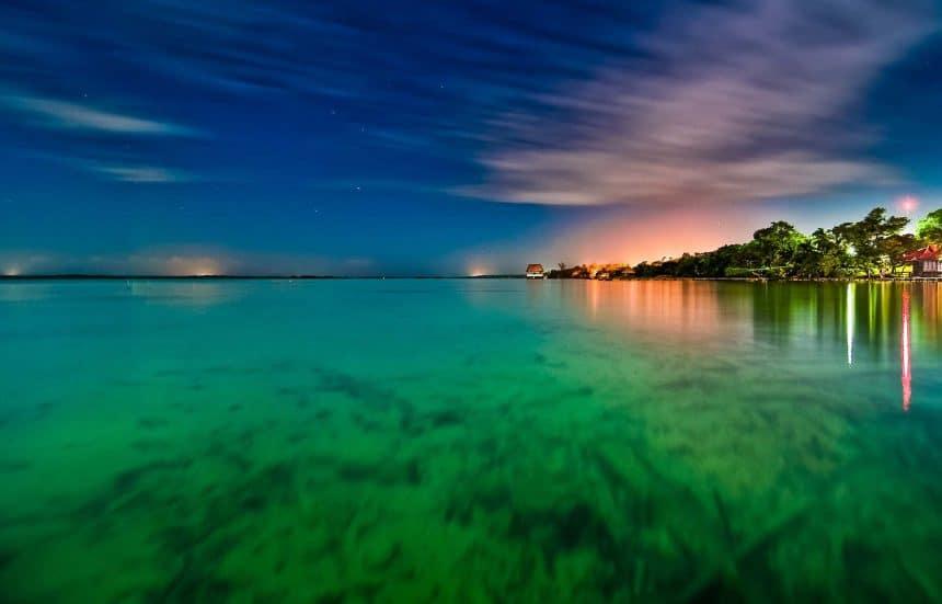 Que hacer en Cancún, México - Excursiones a Bacalar y la Laguna de los siete colores