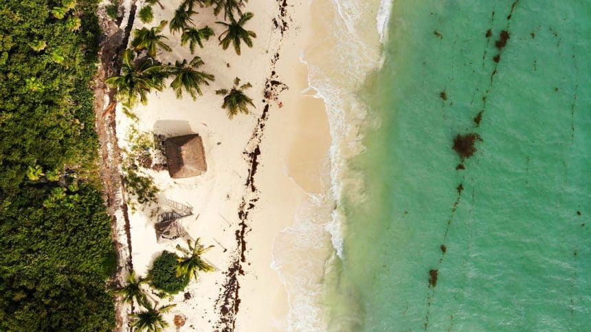 Things to do in Cancun, Mexico - visit  Isla Blanca