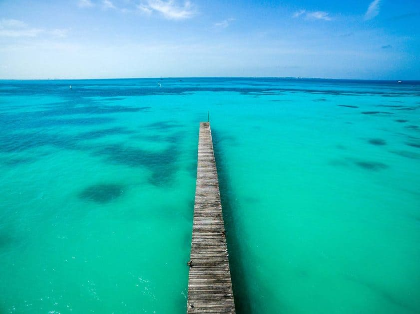 Things to do in Cancun, Mexico - Enjoy the beautiful beaches