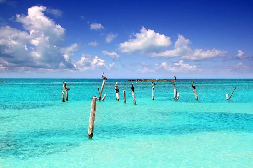 Excursions in Cancun, Mexico - A trip to Isla Contoy
