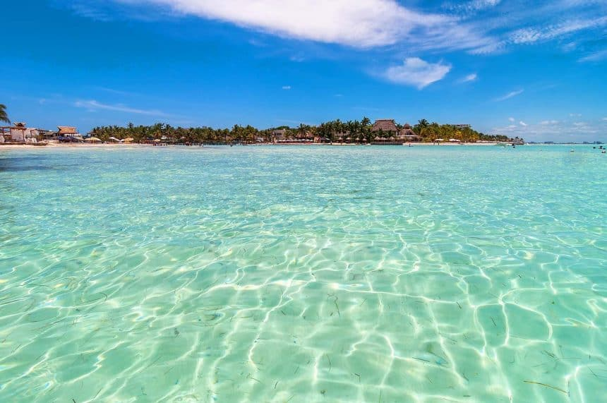 Excursions in Cancun,Mexico - A visit to Isla Mujeres