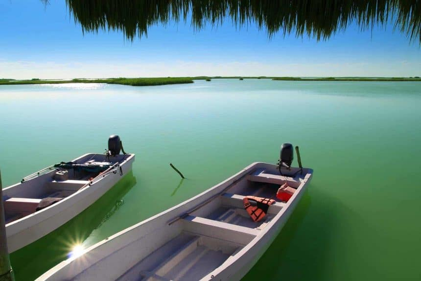 Excursions from Cancun, Mexico - Sian Ka'an Biosphere Reserve
