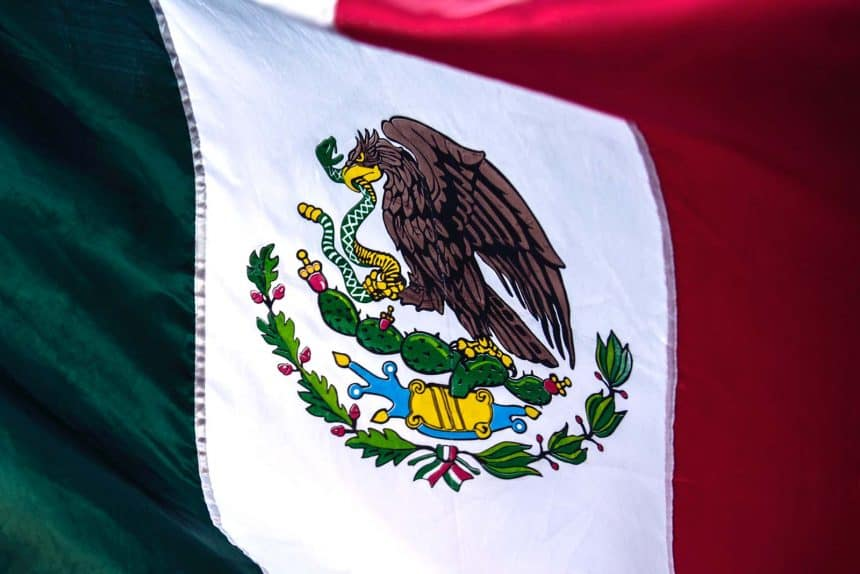 Mexican holidays and traditions - Mexican flag on Independence Day