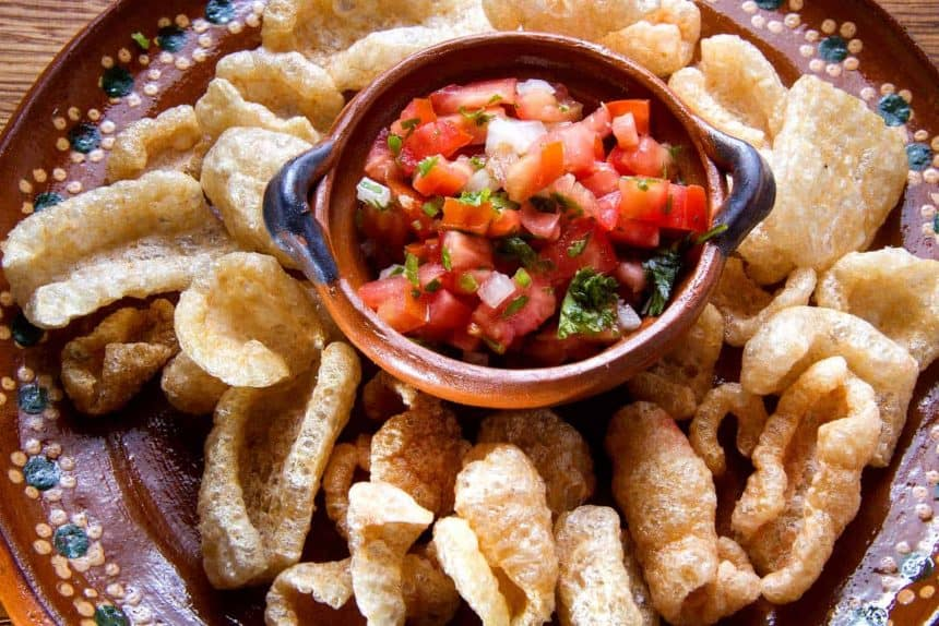 Mexican cooking: Traditional