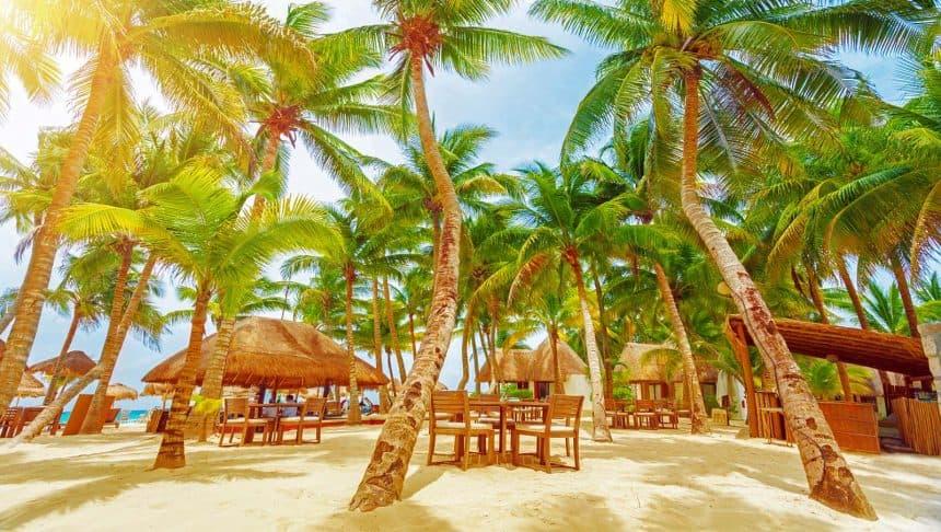 Playa del Carmen, México - Beach Resort en Playacar