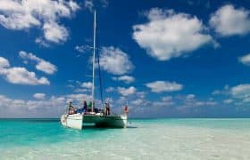 What To Do in Puerto Morelos - Sailing with a catamaran