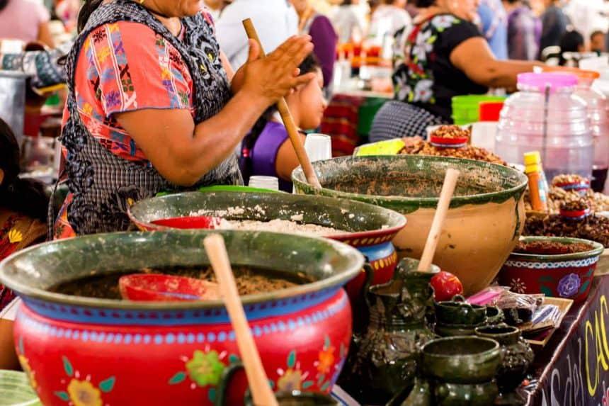 Aktivitäten in Puerto Morelos, Mexiko - Mexikanisch kochen lernen