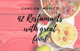 Restaurants in Cancun Pinterest 2 EN