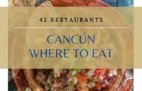 Restaurants in Cancun Pinterest 3 EN