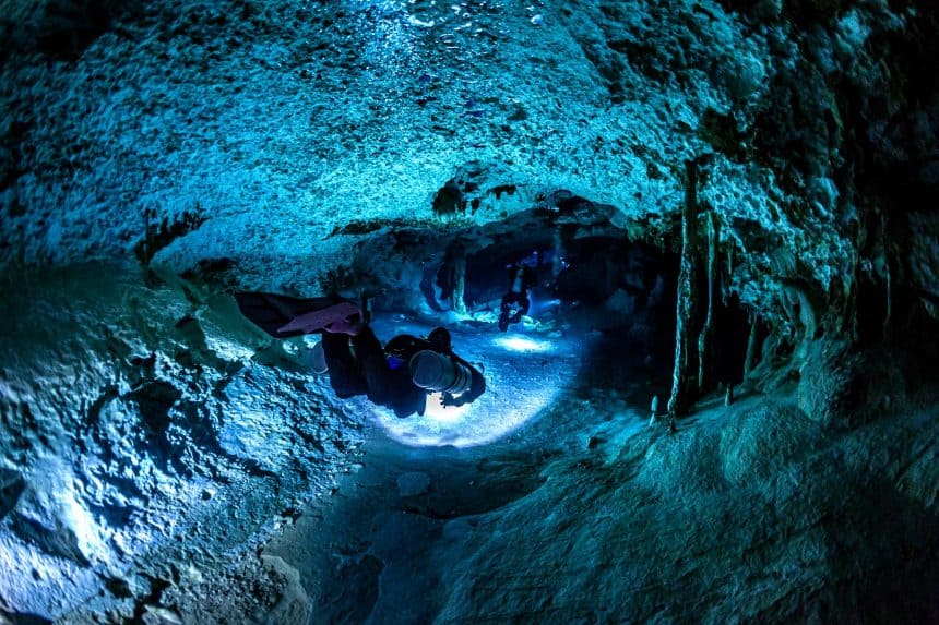 Dangers of Cenote Diving