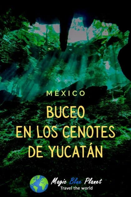Cenotes Diving ES Pinterest 1