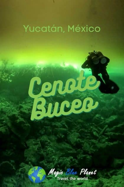 Cenotes Diving ES Pinterest 3