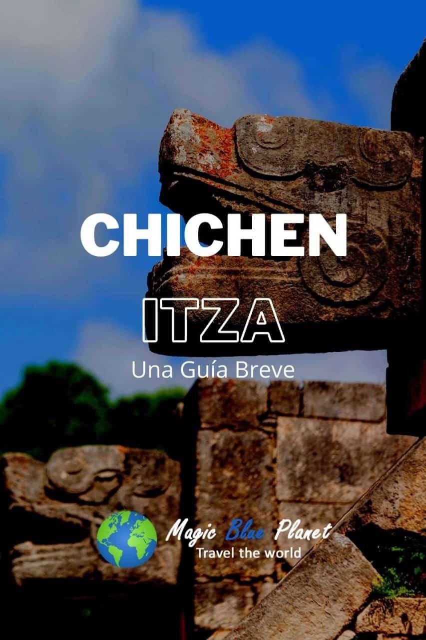 Chichen Itza Pinterest Pin 1 ES